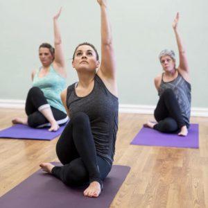 Cours collectifs de yoga - Un retour à Soi
