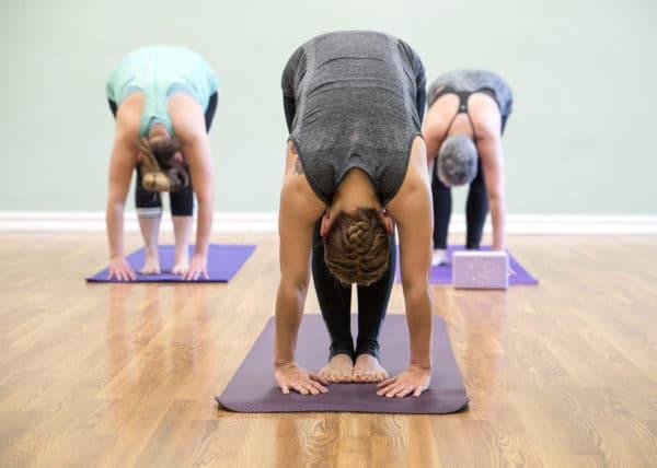Yoga en salle - Un retour à soi